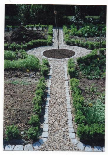Bauerngärten - Meine Website Frische Salate Eigenen Garten Ernten